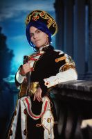 Radu Barvon-Trinity Blood by Faeryx13
