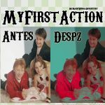 MyFirstAction by MagicWorldxHp