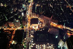 taipei from above no1 by donnosch