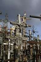 Hill of Crosses 14 by RadittzBJD