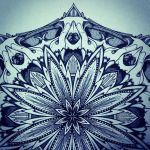 Solstice Mandala Project Day015 by OrgeSTC