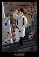 A clockwork orange by Cristnext