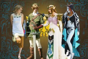 A Real The Legend of Zelda by oOPrinzessinZeldaOo