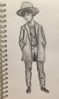 A Fashionable Guy by Chardarble