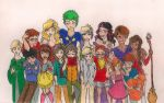 Next Gen Group Photo by mox-ie