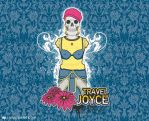TRAVEL JOYCE by diografic