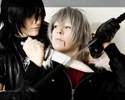 Togainu no Chi - Possession by kayleighloire