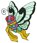 Butterfree WWS by the19thGinny