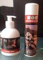 picture of my star wars hand soap and shampoo by kari5