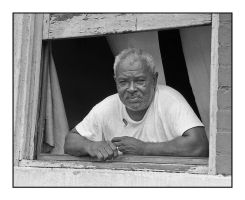Man In window, part 2, of 2.img426, with story by harrietsfriend