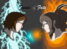 Twins of Fate Cover by IamaCutie