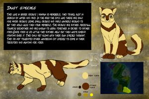 Dust Species *updated ref* by Ymia-the-cheetah