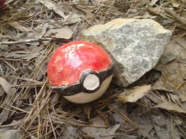 Clay Pokeball by Crowbariswin