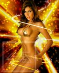 Sexy In Gold by gfx-micdi-designs