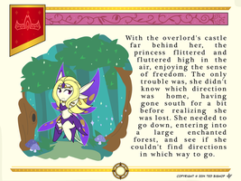 Another Princess Story - Enchanted Forest by Dragon-FangX