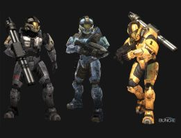 Halo 3 MP WP by iamthemonkeyhead