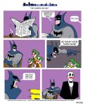 The Joker's on You by The-BlackCat