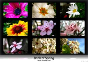 Brink of Spring Wallpaper Pack by Solitude12