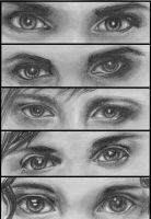 MCR Eyes by ZunnybLoLa