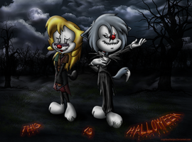 This is Halloween 2010 by Angi-Shy