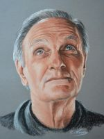 Alan Alda by Andromaque78