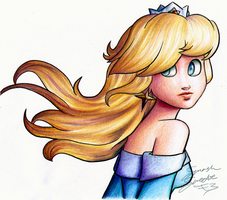 Princesses: Rosalina by smashsweetie