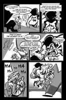 Crash Astro -Preview pg3 by sosnw