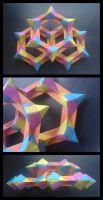 Pinwheel tetrahedrons by lonely--soldier