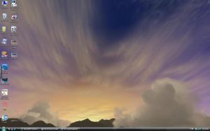 FSX Dream Montana Sunset by Raulboy