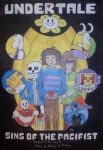 Undertale: Sins of the Pacifist by Author-of-Madness