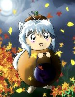 Inuyasha: Trick or Treat by Ahkward
