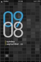 My LS Suave Lockscreen by eminent1410