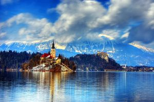 Lake Bled... by LordXar