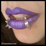 Punkish Purple I by KCMussman