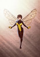 Wasp by ryodita