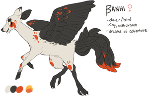 Banhi Reference by starsweep