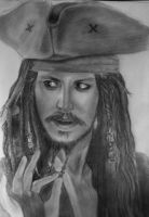 Jack Sparrow by axxxa06