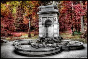 Fountain of hope by lupumsinguraticum