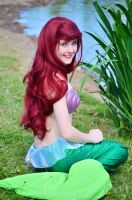 The Little Mermaid by iDisneyx