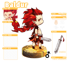 Ms: Baldur II by shotafied