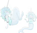 Narwhal Princess by EchoHearts