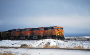 New Mexico Freight by Phenix59