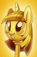 The Glorious Scepter by PegaSisters82
