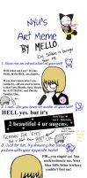 Mello's Meme. by Slinkers