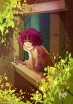By the Window by HanieMohd