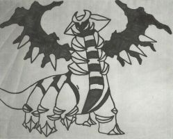 Giratina Commish FIXED by CoolMan666
