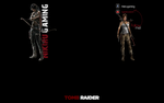 Tomb Raider Background for Twitch by MissChryssie