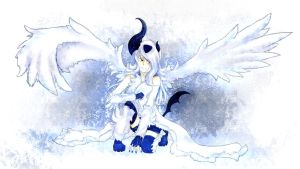 Mega Absol by Shintsuki