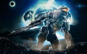 Wallpaper Halo 4 by TheValhallaWarrior