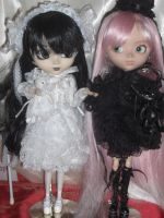 My two Pullips by sakuraloli